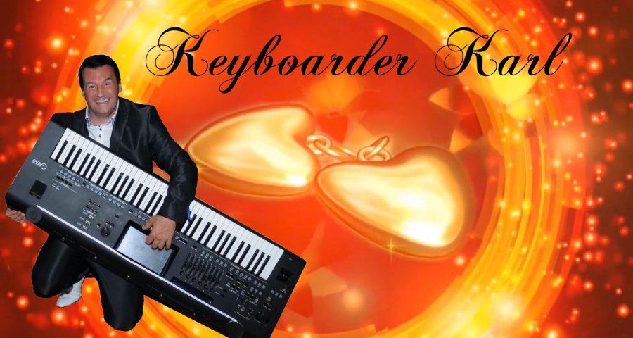 Alleinunterhalter - DJ und Entertainment Profi Keyboarder Karl